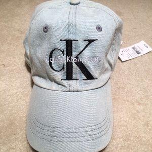 Calvine Klein Denim Hat